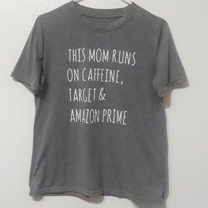 Gray Mom t-shirt